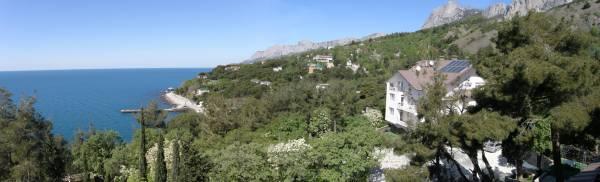 панорама отеля Леополь