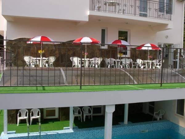 летняя площадка, бассейн