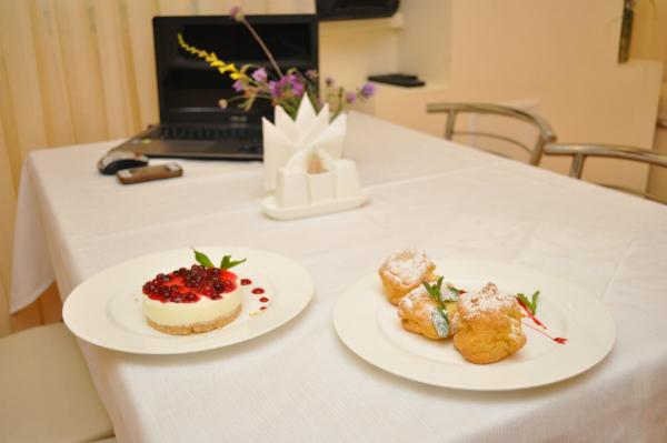 Изысканные десерты